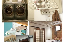 So Much Laundry! / Laundry room organization and clever ideas!