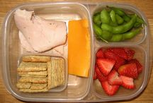 Bento lunches / by Valerie Duckery