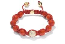 Shamballa Jewels - Coral
