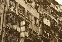 Old Hong Kong / by Louise Upperton