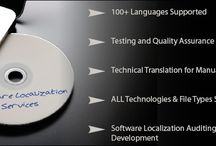 Software Localization / Learn about software localization techniques, issues, best practices, how to budget and plan to reach your maximum international potential with full client satisfaction.