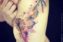 Tattoos / by Michelle Dill