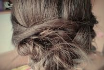 .Hair.° /Easy to make./