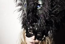 masqurade wedding or event ideas / Great idea for a wedding adding mystery and glamour