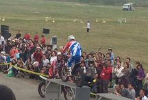 HONDA Trial Bike show