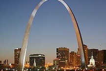 Favorite Places & Spaces / Places that tell about me, St. Louis and places that I might want to go