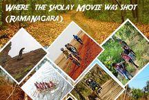 Adventure Activities in Ramanagara