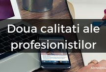 Cariera / Sfaturi pentru a avea o cariera satisfacatoare ca angajat sau ca antreprenor.