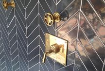 Bathroom - Tile / Bathroom tile inspiration. / by FLOFORM