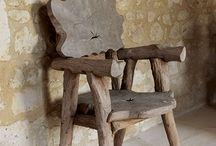 Troon van hout 1Bf Milan