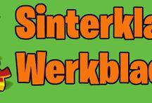 School: werkbladen Sinterklaas