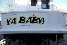 Boat Logos & Graphics
