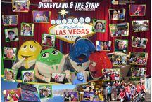 CM15044 Disneyland & The Strip / 2-14 October 2015