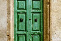 {doors} / by Eleni
