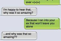 (funny) texts
