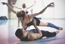 Танец, тело