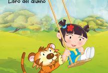MIS DIBUJOS / Estas son mis ilustraciones, para libros infantiles de texto.