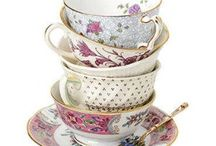 Vintage Hire / We have a large range of vintage china, crockery, glassware and accessories for weddings, parties and other events.