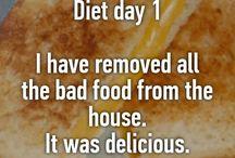 Diet memes