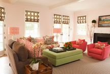 Living Rooms / by Absolutely Faaabulous