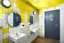 Interiors | Public Toilets