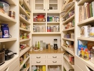 Organized Home / In what ways can you keep your home uncluttered and peaceful?
