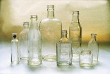 Old Glass Jars, Bottles & Balls... / by Linda Sexton