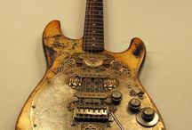 Beautiful Guitars / by Joshua Auerbach