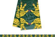New  Ankara prints / New pattern designs for Ankara cotton fabric.
