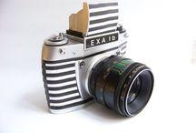 Kamera felszerelés