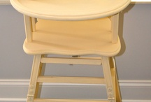 high chairs / by MakingOverMartha VINTAGE  RENTALS ~ DFW