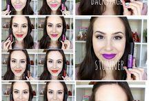 Lipstick Swatch / #lipstickswach #lipcolor #lipstick #lipstain #liptint #lipcream #mattelipstick #lipstickreview #lipcolorreview #beautyrevier #productreview
