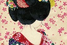 Vintage Postcards/Photographs (Japan) / by Koiteru