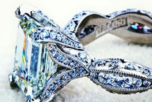 Winter Wedding Ideas / Jewelry and other fashion ideas for the perfect winter wedding!