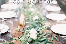 Garlands! / by Dandie Andie Floral Designs