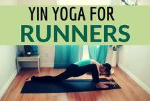 Yin yoga 4 run