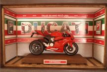 Moto DUCATI 1199 PANIGALE
