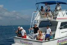 IWTTT - Cancun Fishing Adventures / I promote for Sandos Resorts Vacation Club which offers a 5 night all inclusive stay for attending their timeshare promotion!  http://IWantToTravelTo.com