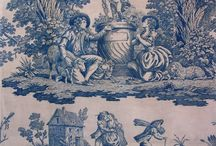Toile / by Peggy Watson