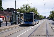 Szeged - Tisza Volán Zrt. >>  Mercedes-Benz Conecto G und LF A30
