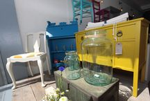 Reloved Home Shop / Images from our shop on the high street in Halstead Essex