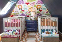 Bright Color Nursery