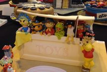 Juguetes... Toys Cakes