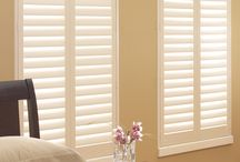 Palm Beach™ Polysatin Shutters™ / Our Palm Beach™​ polysatin shutters are plantation-style shutters constructed with UV resistant polysatin compound, so they're guaranteed never to warp, crack, fade, chip, peel or discolor, regardless of extreme heat or moisture.