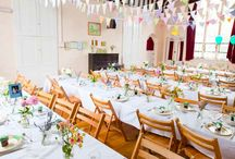 the village hall wedding