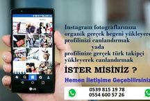 Follow / Instagram Twitter Facebook hesapları için takipçi ve beğeni