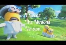 Papoy / Despicable Me 1 & 2.  And everything Minions!!!