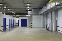 Commercial Warehouses