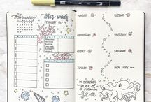Bullet Journal - Ideen, Tipps, Kreatives