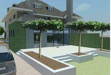 Ideeen voor afscheiding tuin